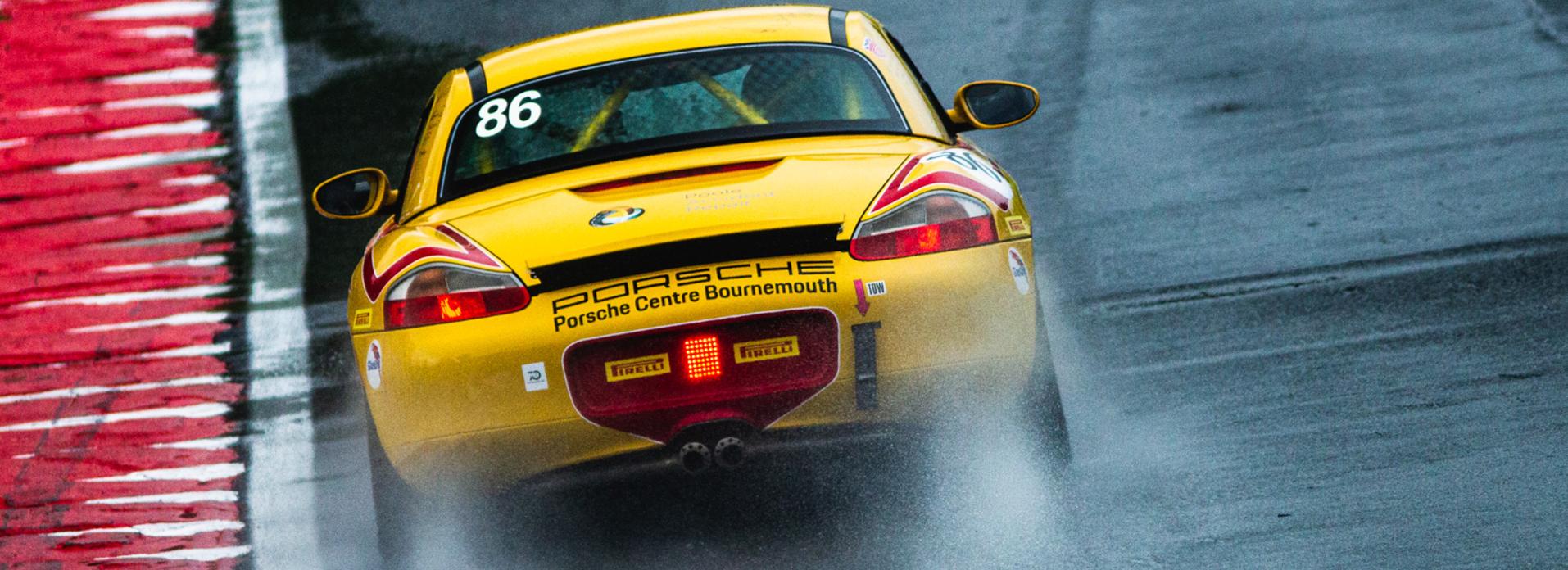 Porsche Bournemouth in first