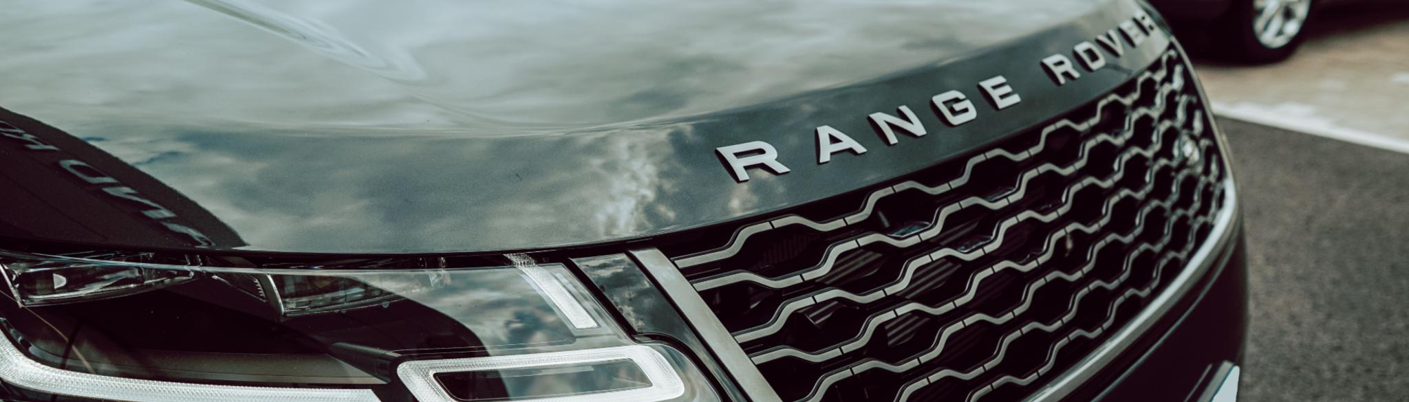 Range Rover Velar Exterior Front
