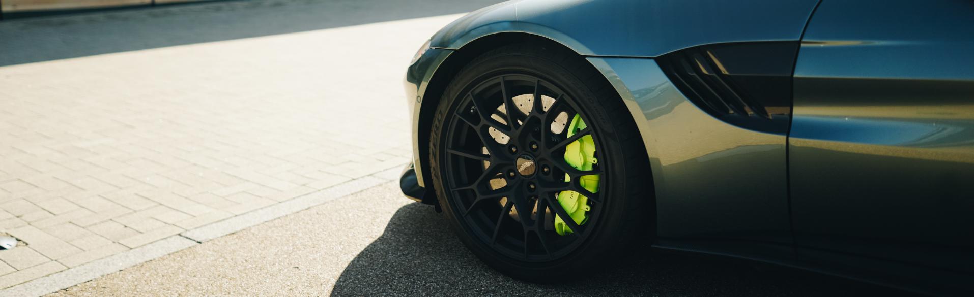 Aston Martin Vantage AMR Brakes