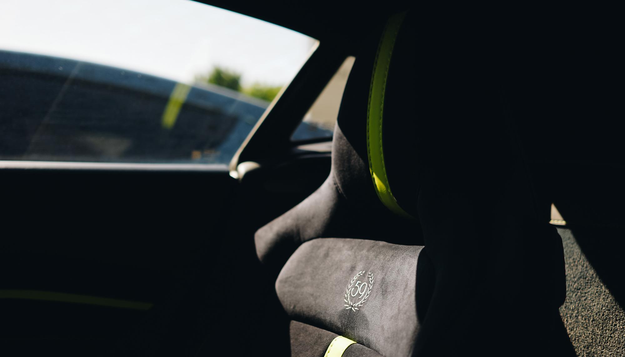 Aston Martin Vantage AMR Interior Seats (1)