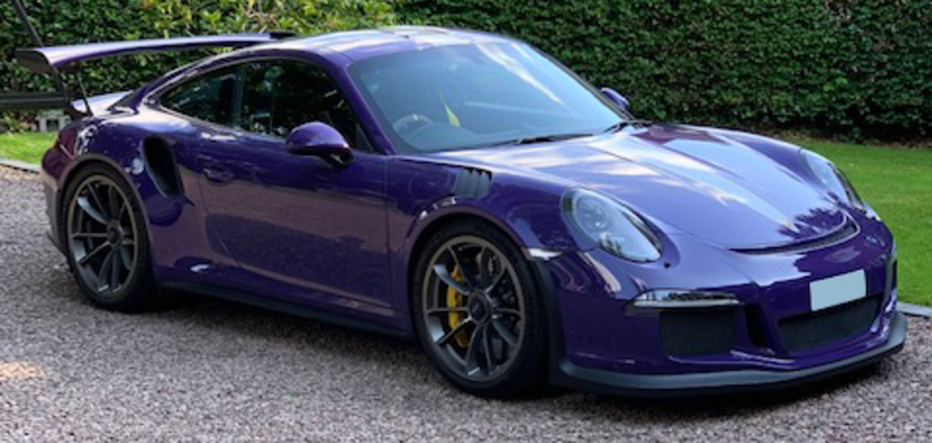 Rob Weale GT3 RS 1
