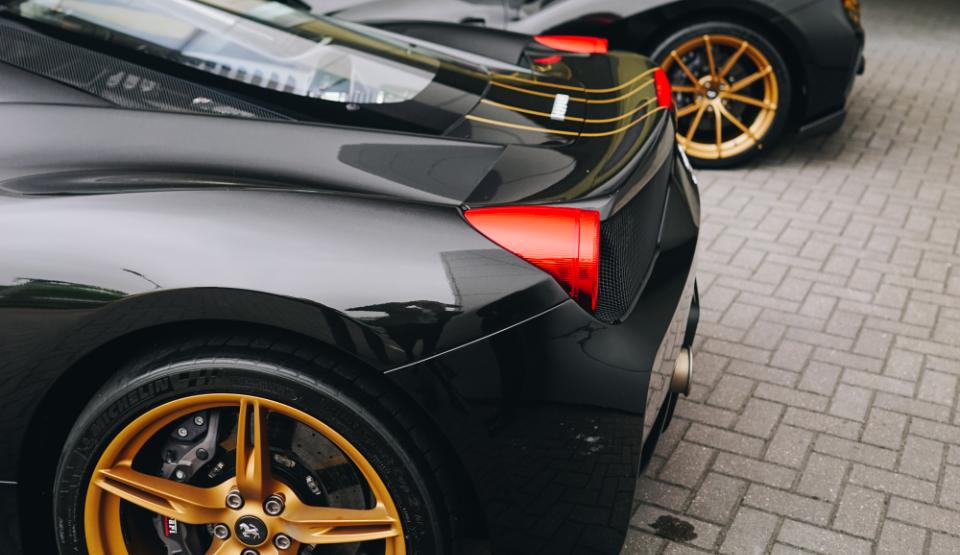 Ferrari Rear 2