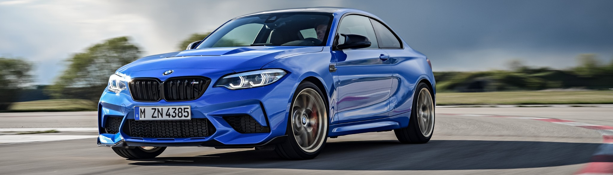 The all new bmw m2 c