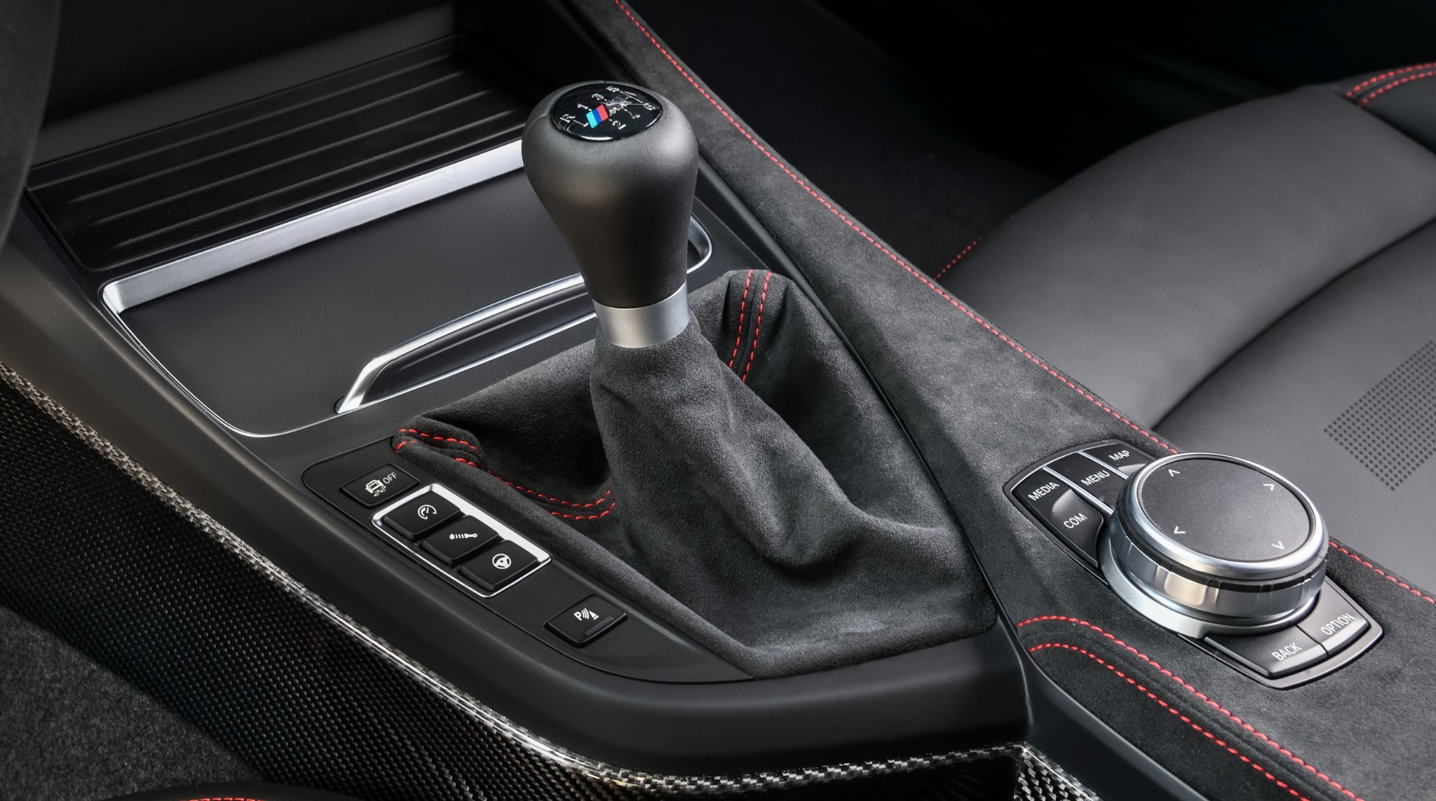 The all new bmw m2 c Gear Shifter