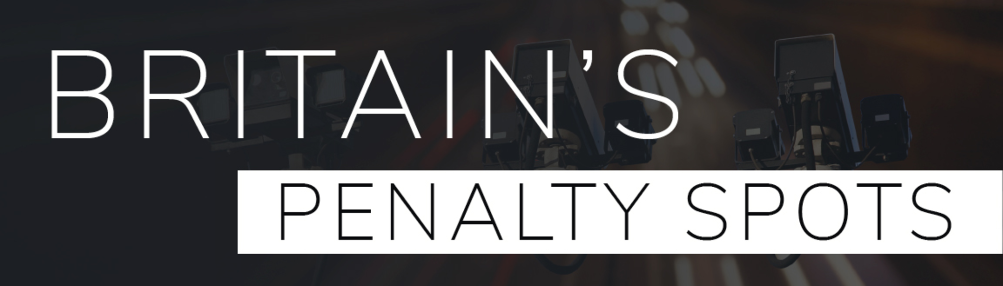 Britain's Penalty Spots