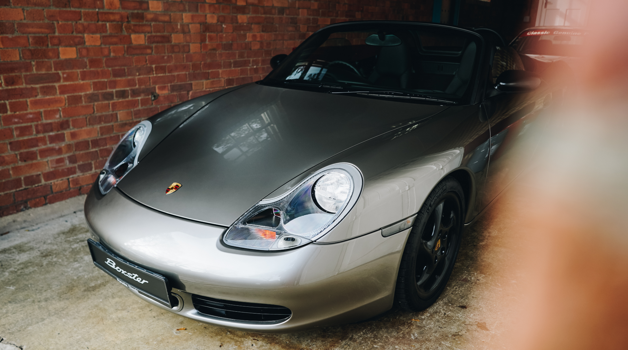 Porsche Project 20 At Bicester Classic Life Centre
