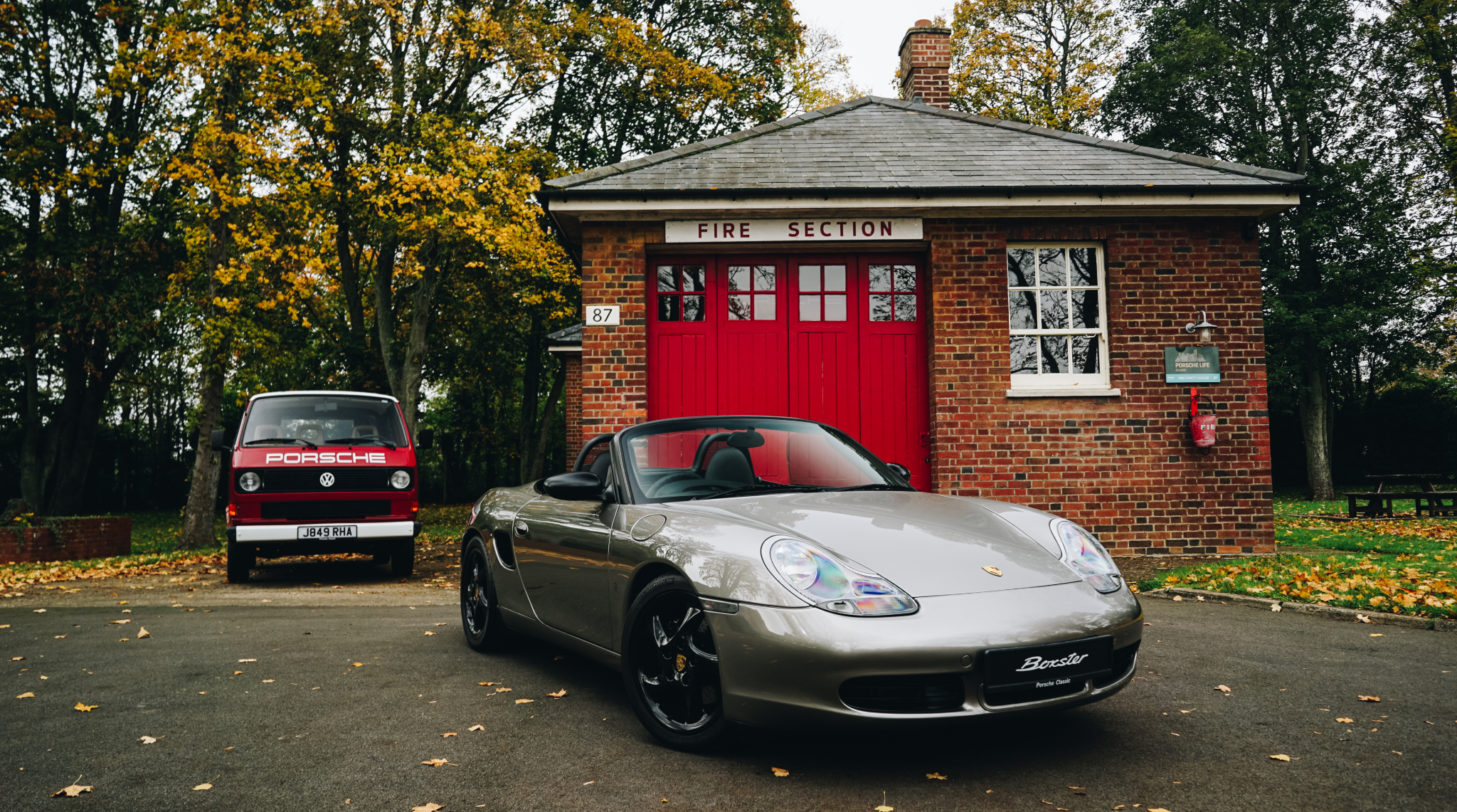 Porsche Project 20 At Bicester Classic Life