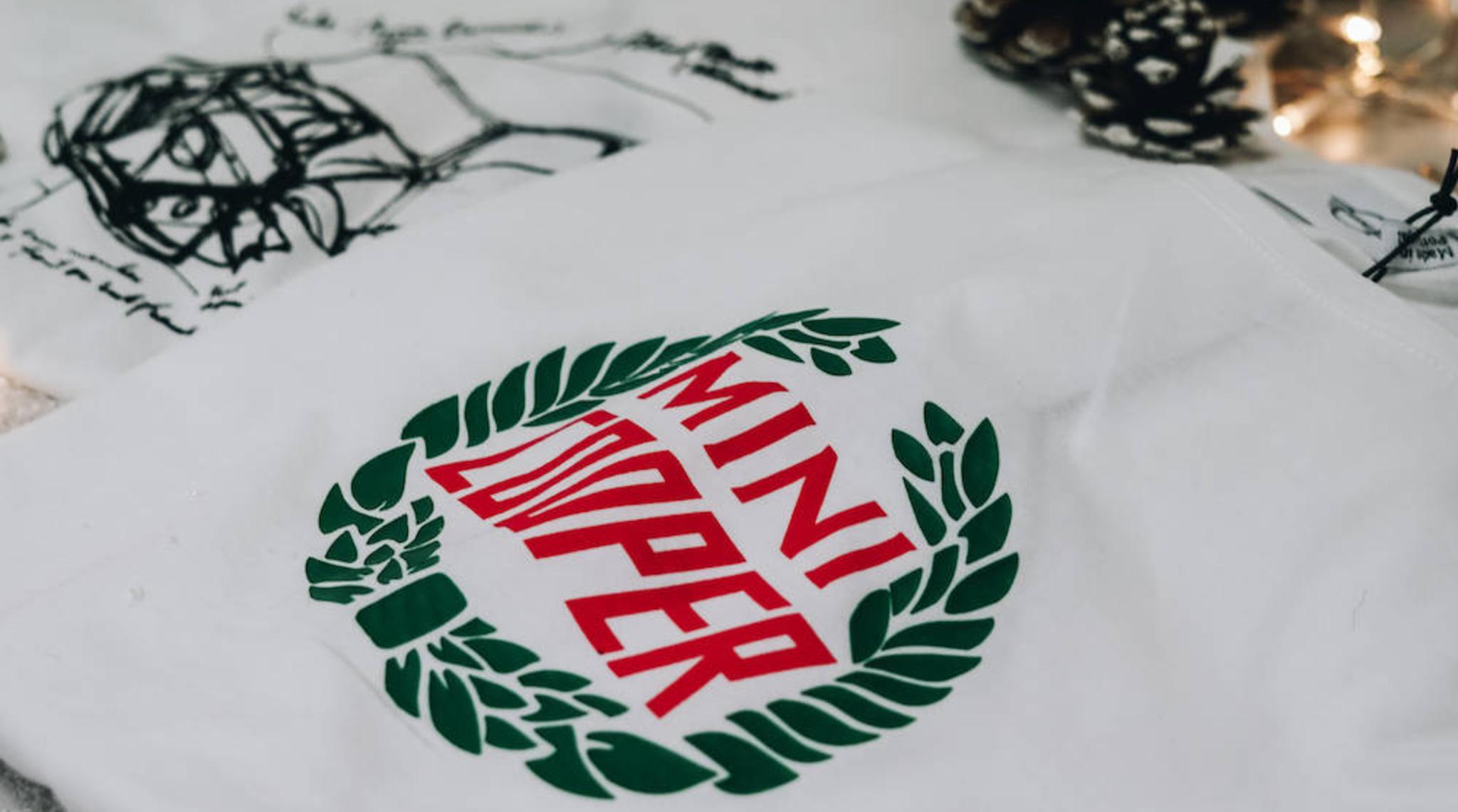 Ladies MINI Cooper T Shirt