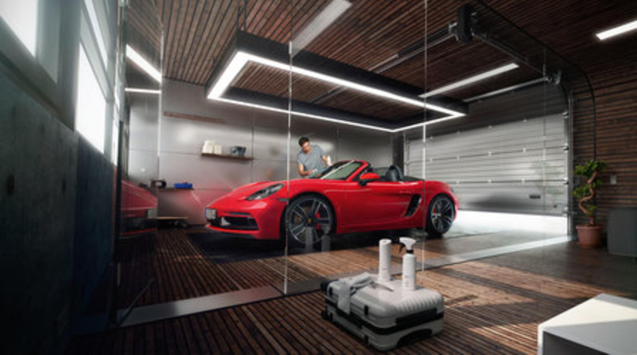 Porsche preview