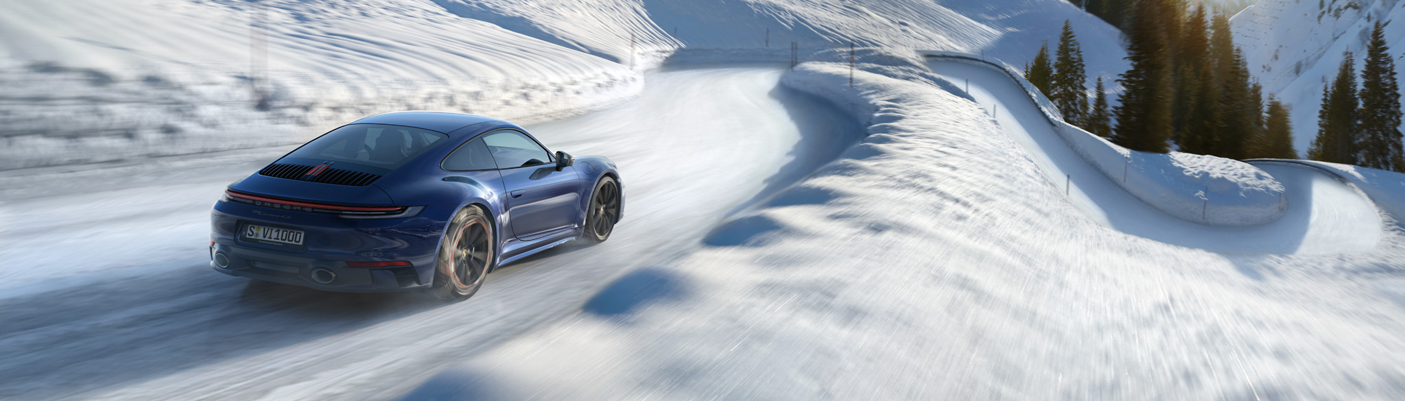 Porsche Winter Wheels