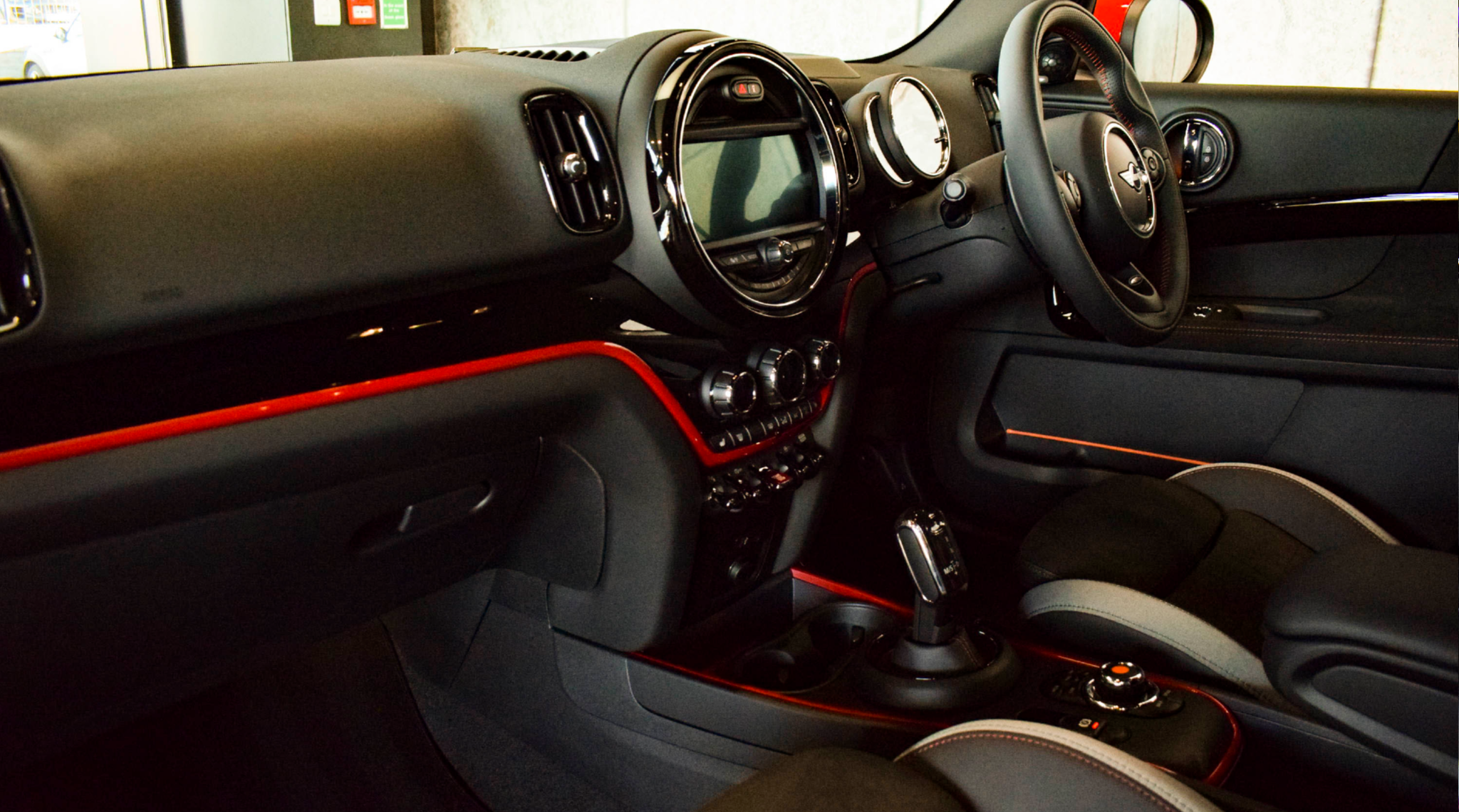 Countryman Interior