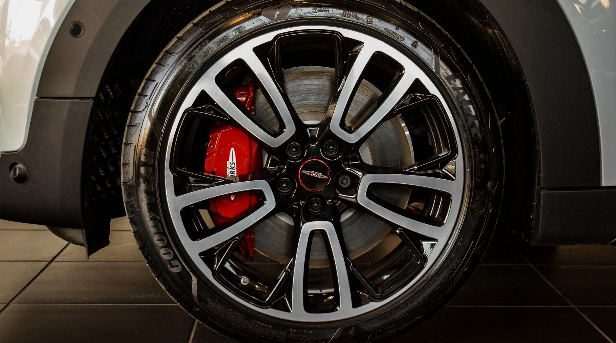 Countryman Alloy Wheels
