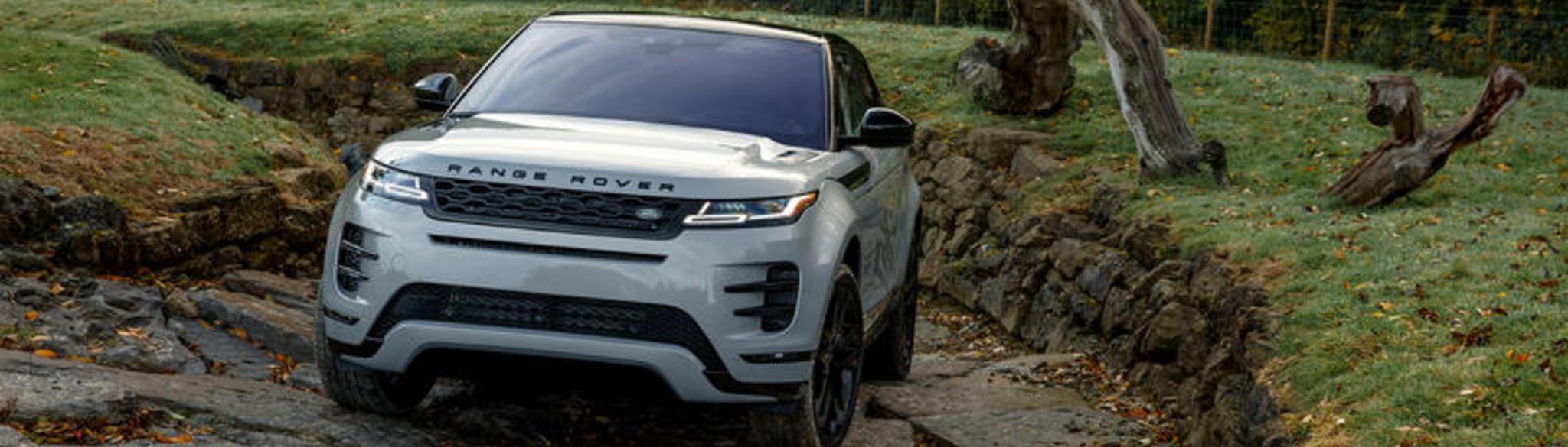 Range Rover Evoque Capability