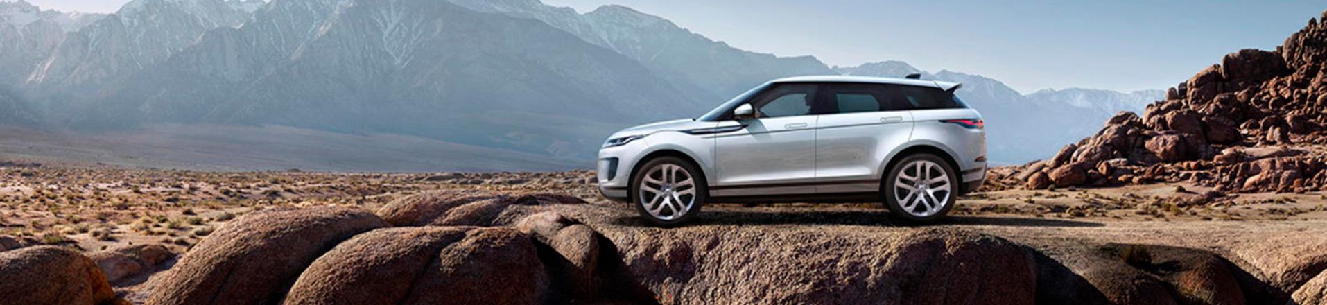 Range Rover Evoque Capability 2