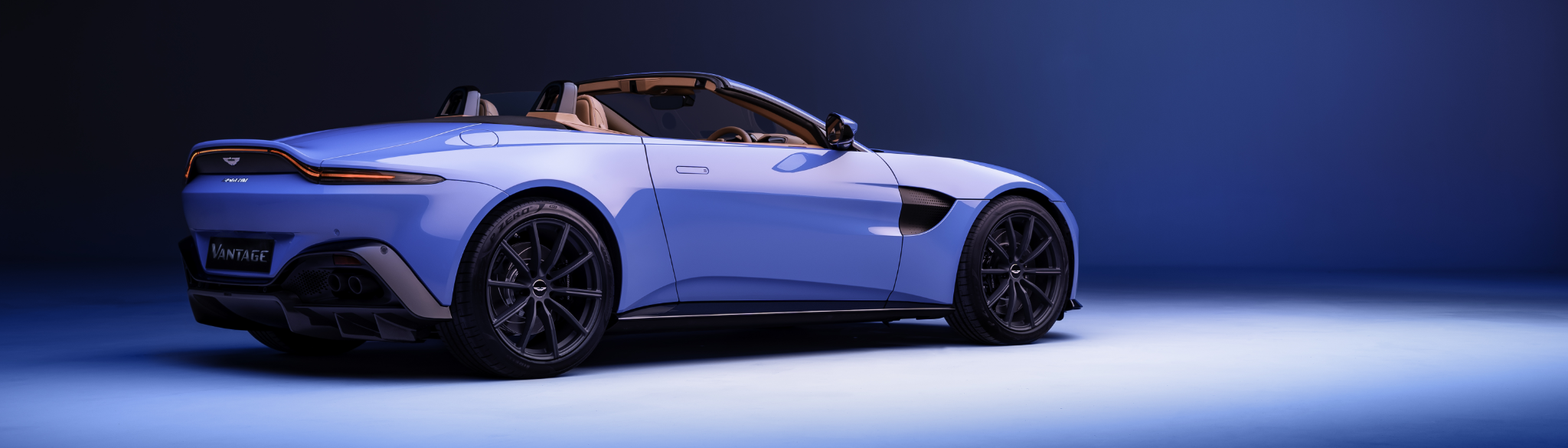 First Look At The 2021 Vantage Roadster Aston Martin Bristol