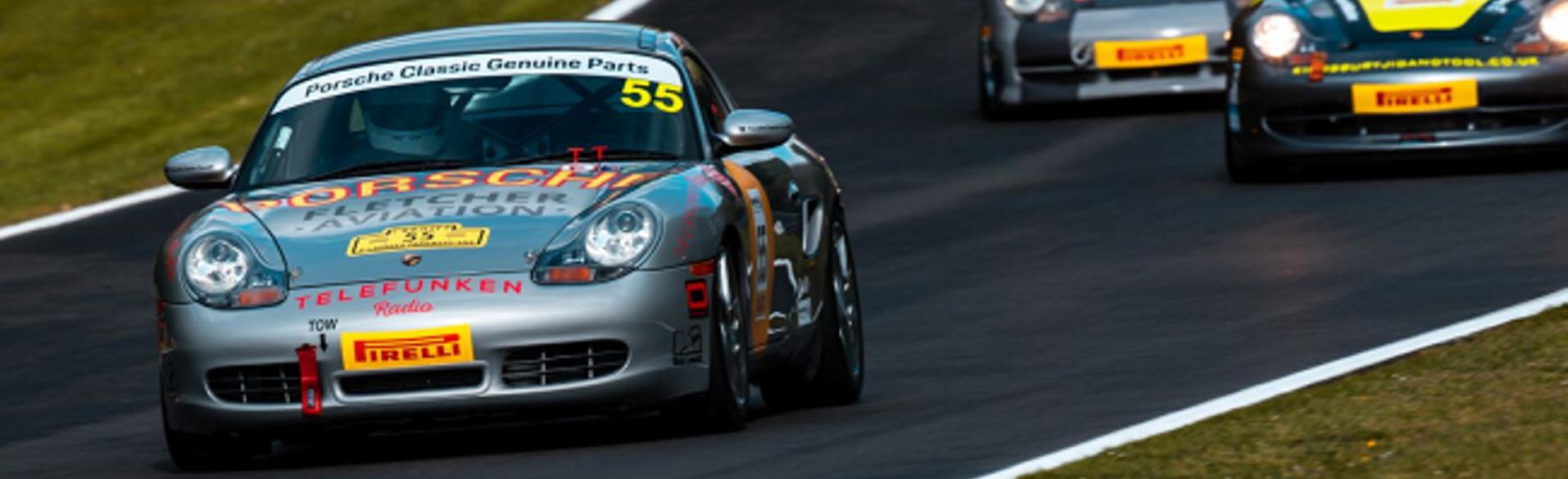 Porsche Cardiff Boxster Cup Advert 2
