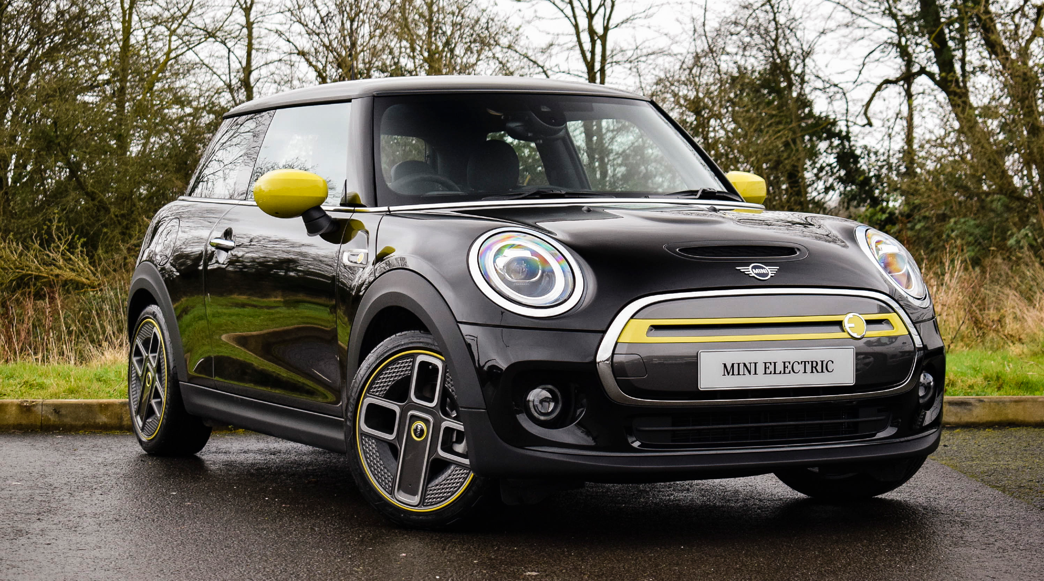 MINI Electric Front On