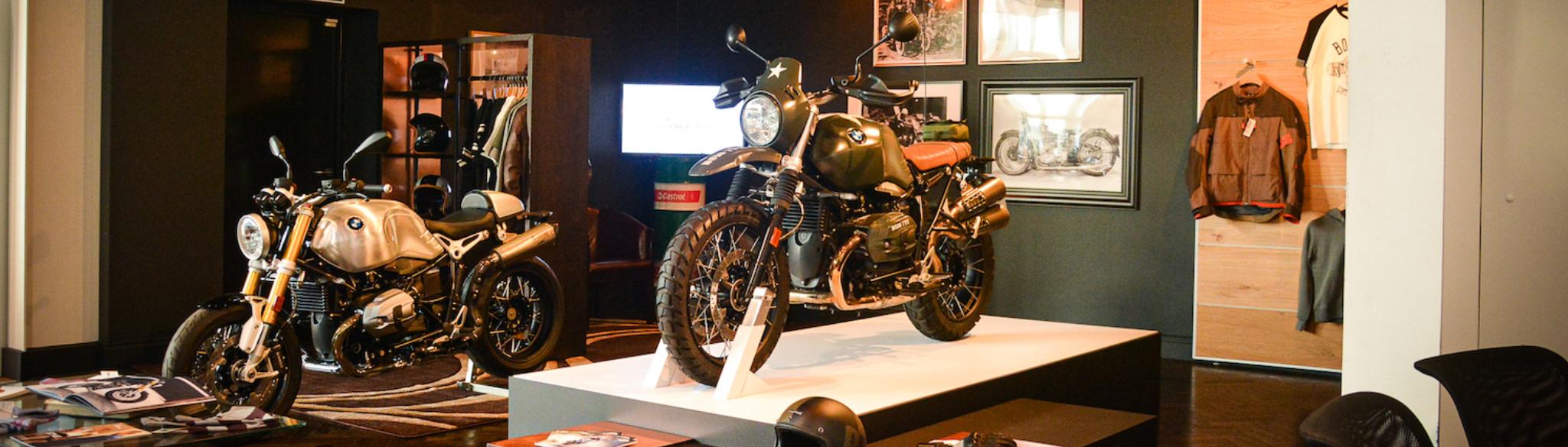 BMW Motorrad Bristol Heritage Range