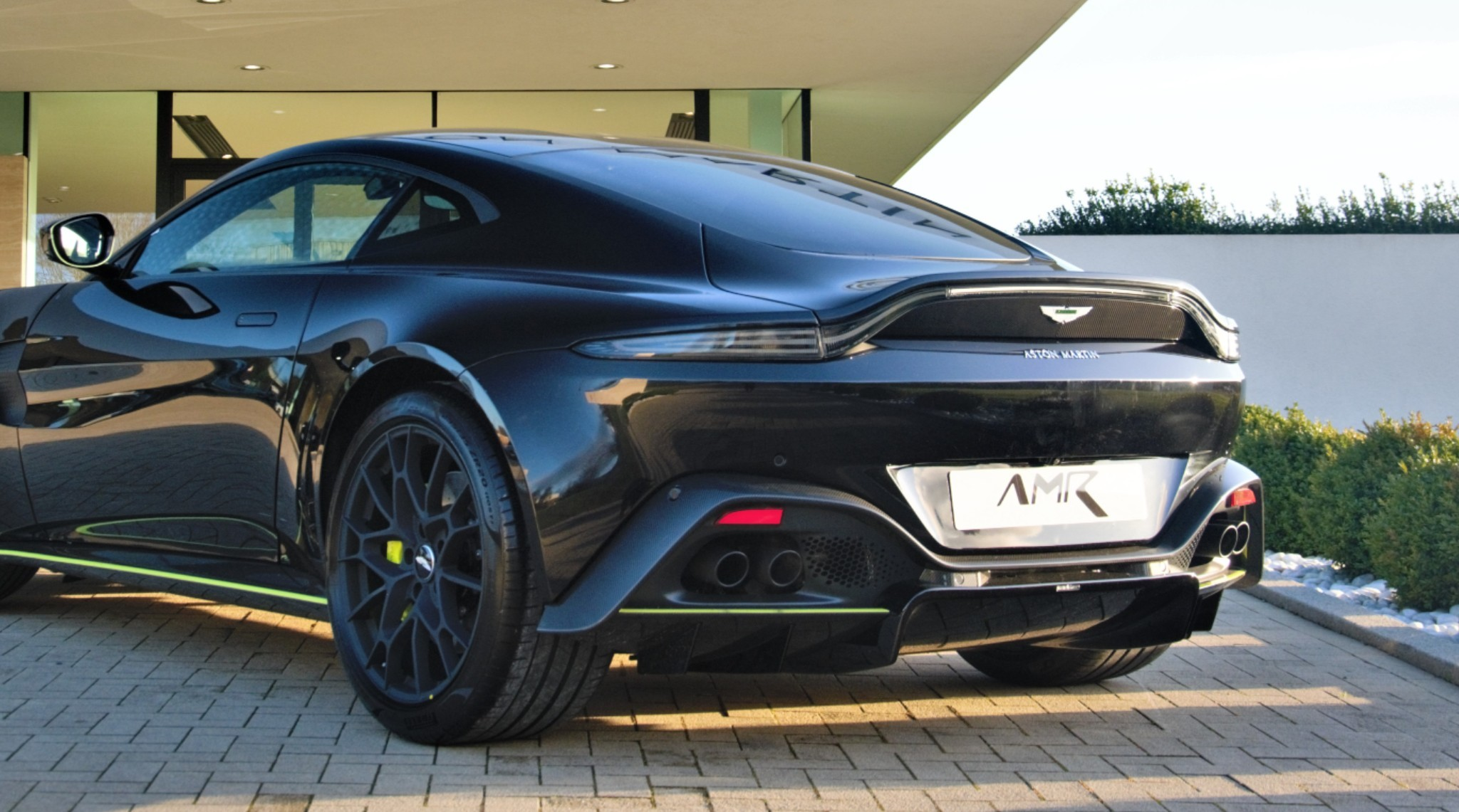 Hands Up To Get Your Hands On A Vantage Amr Aston Martin Bristol