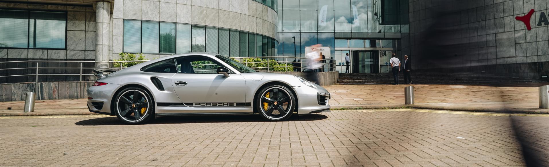 Porsche Parked