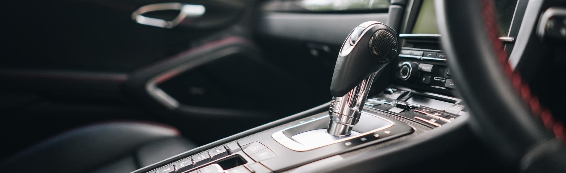 Porsche Interior (1)