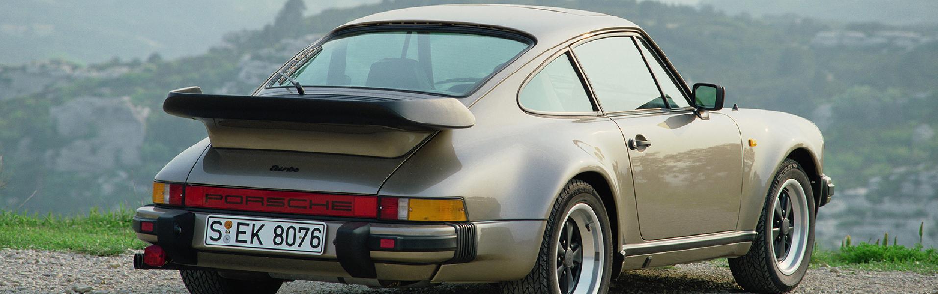 First Porsche Turbo