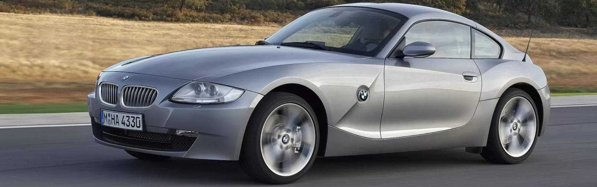 BMW Z4 3.0si Coupé