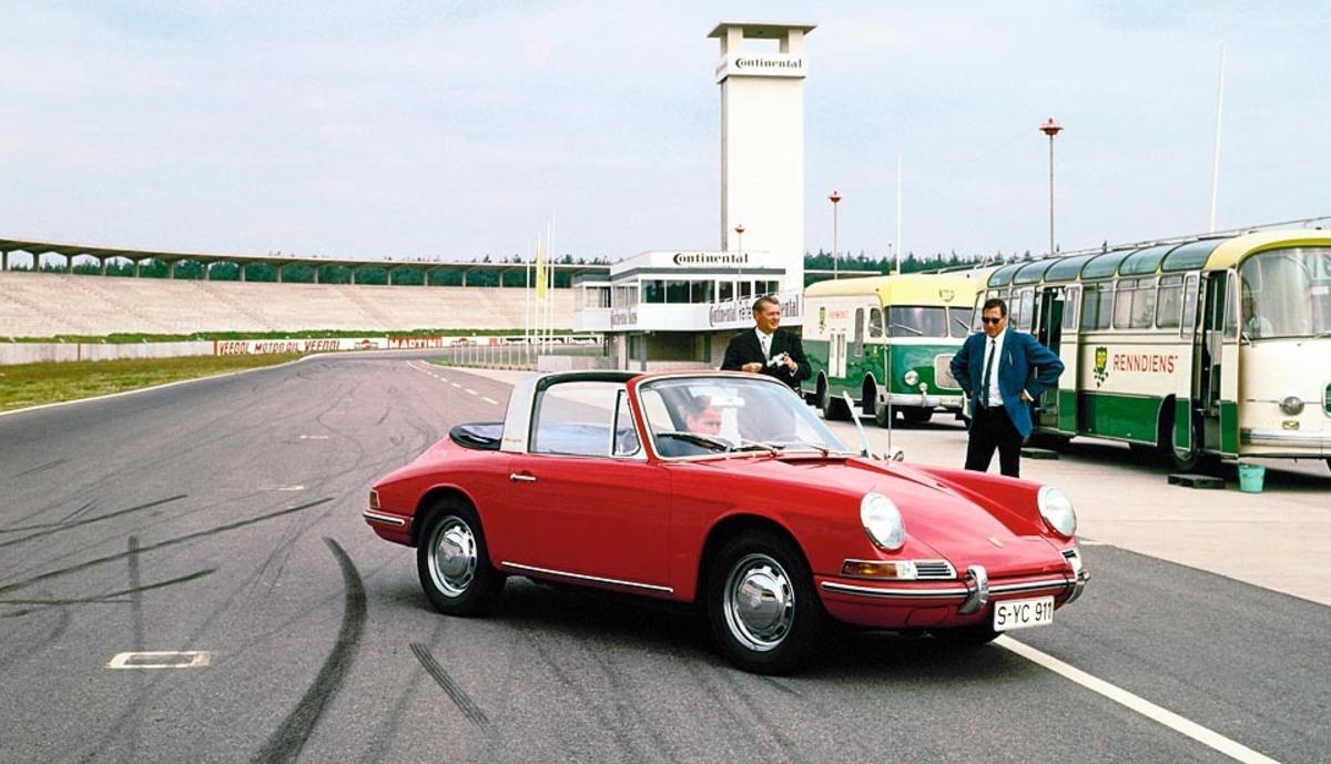 911 Targa 1965
