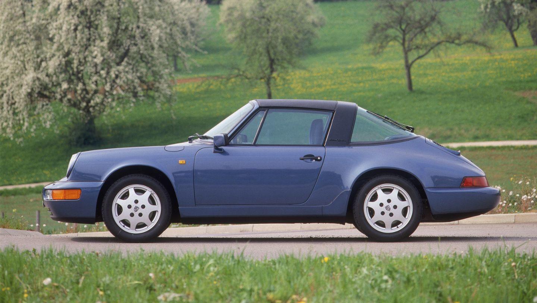 3 911 Carrera 2 3,6 Targa Mj. 1992 2