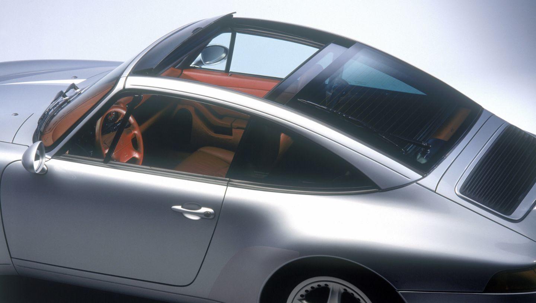 4 1997 (Mj.), 911 Targa 3.6 4