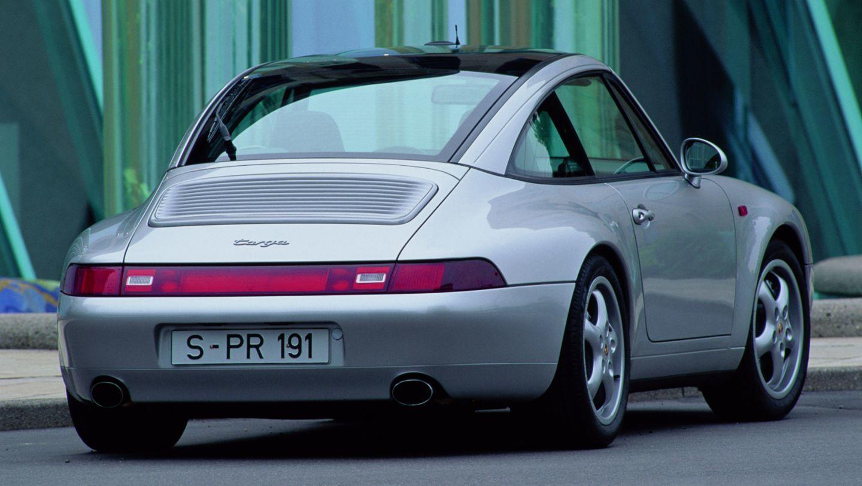 4 1997 (Mj.), 911 Targa 3.6