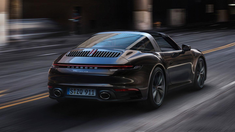 8 911 Targa 992 (2020) 4