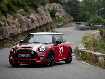 Paddy hopkirk mini special edition 3