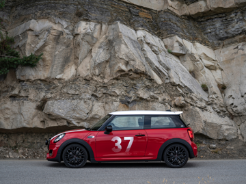Paddy hopkirk mini special edition 4