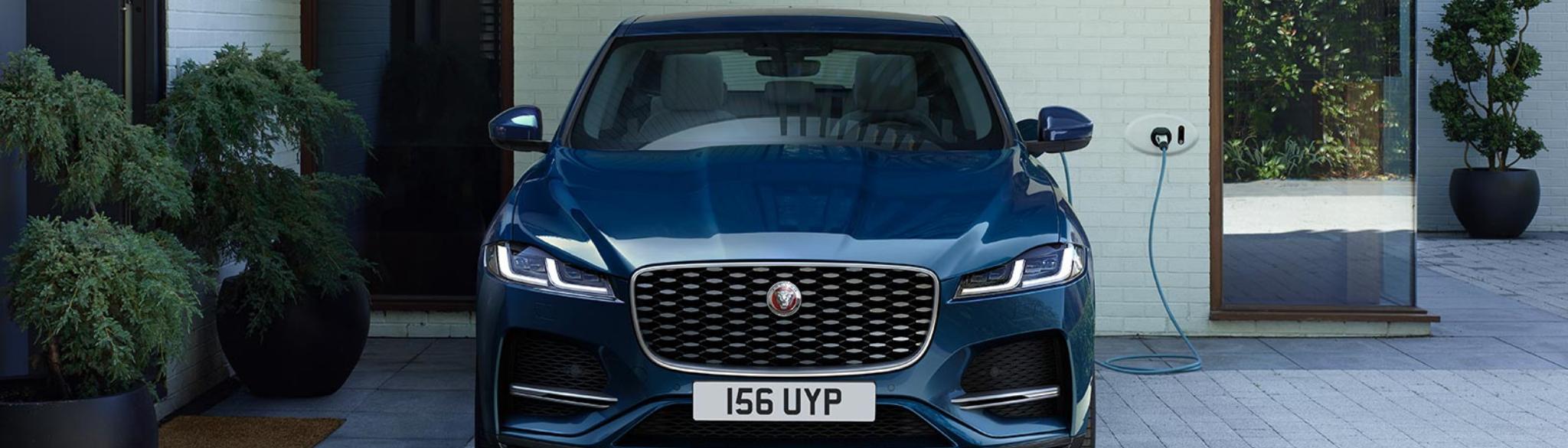 Jaguar F PACE Plug In Hybrid