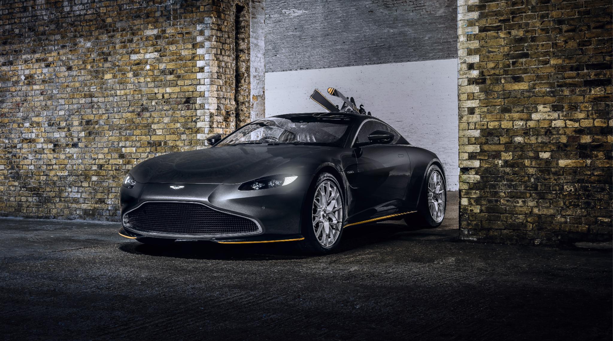 007 Aston Martin Vantage