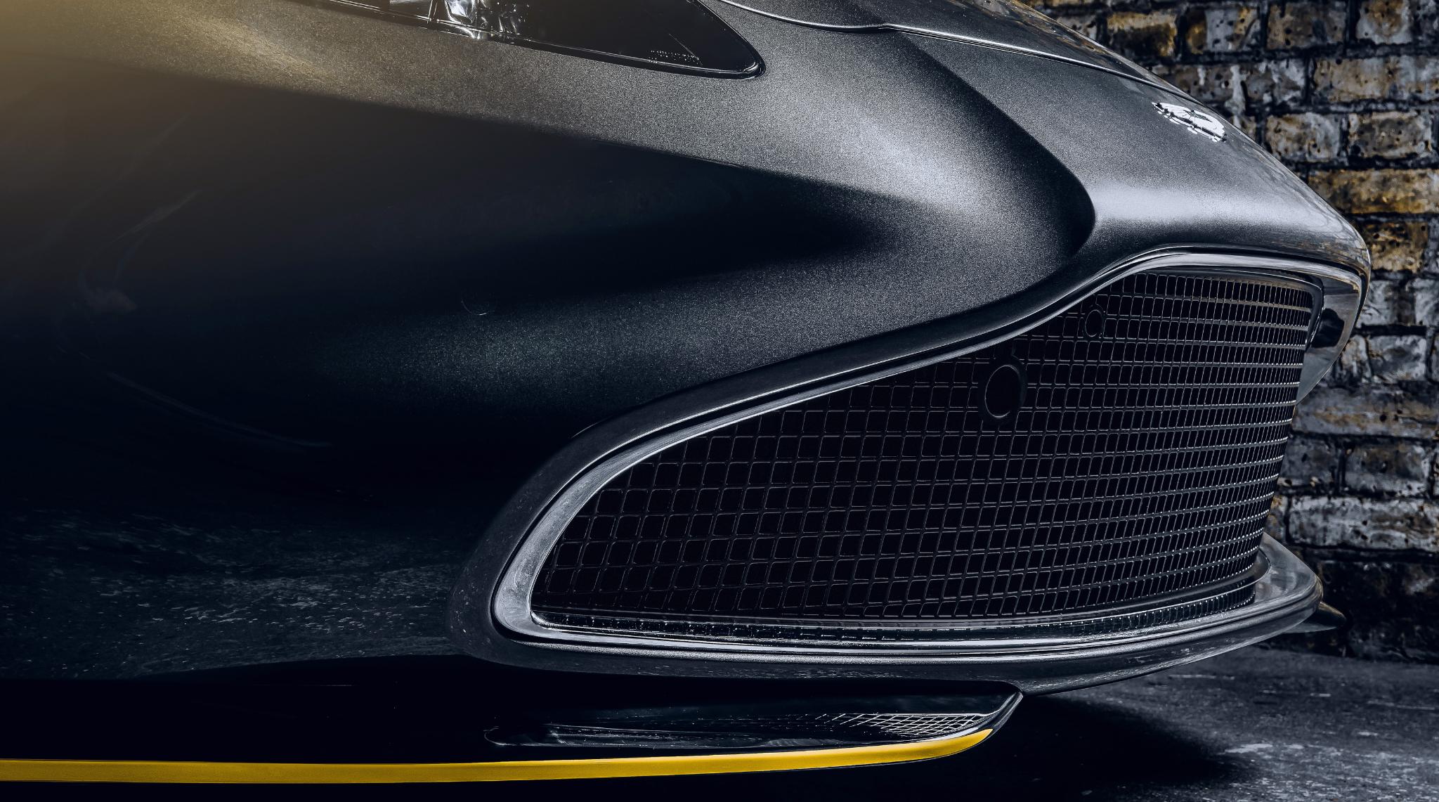 Aston Martin Vantage 007 Edition Grille