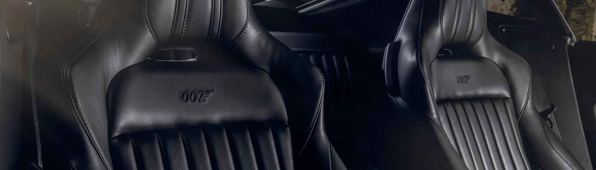 007 Aston Martin Vantage Bond Edition