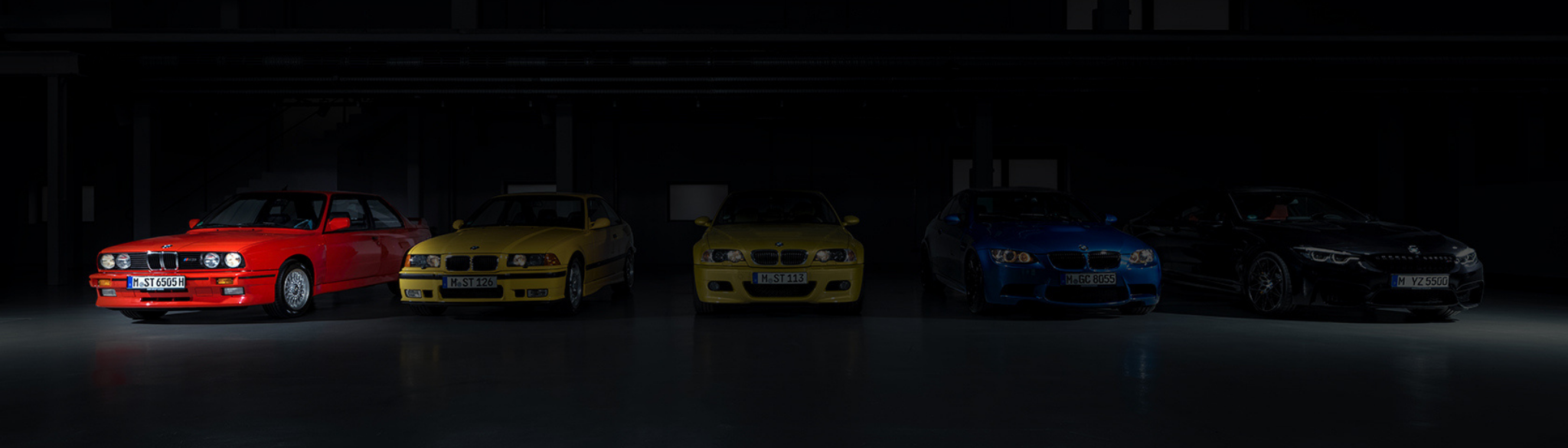BMW M3 Through The Years   History