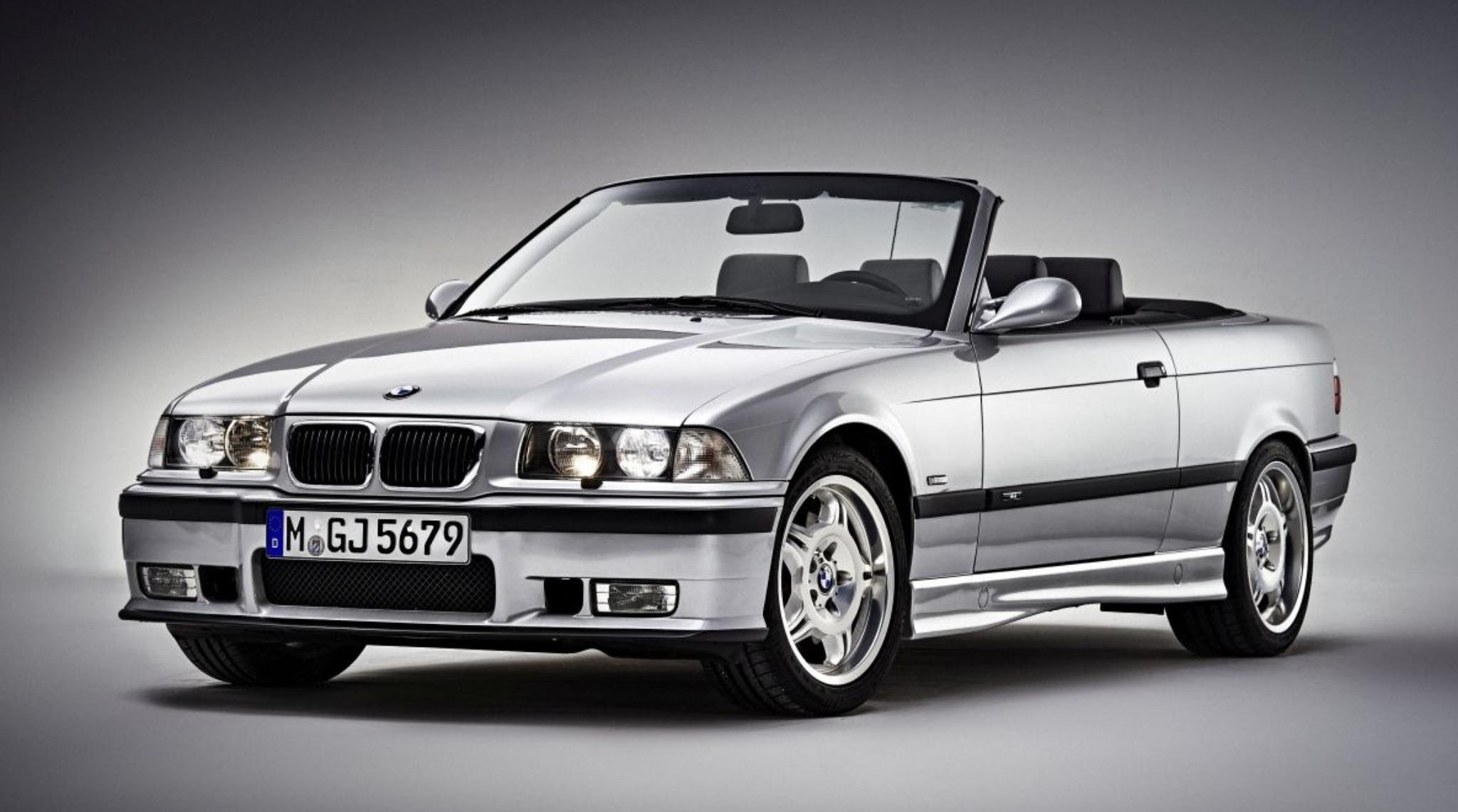 M3 E36 1992 to 1999 Convertible