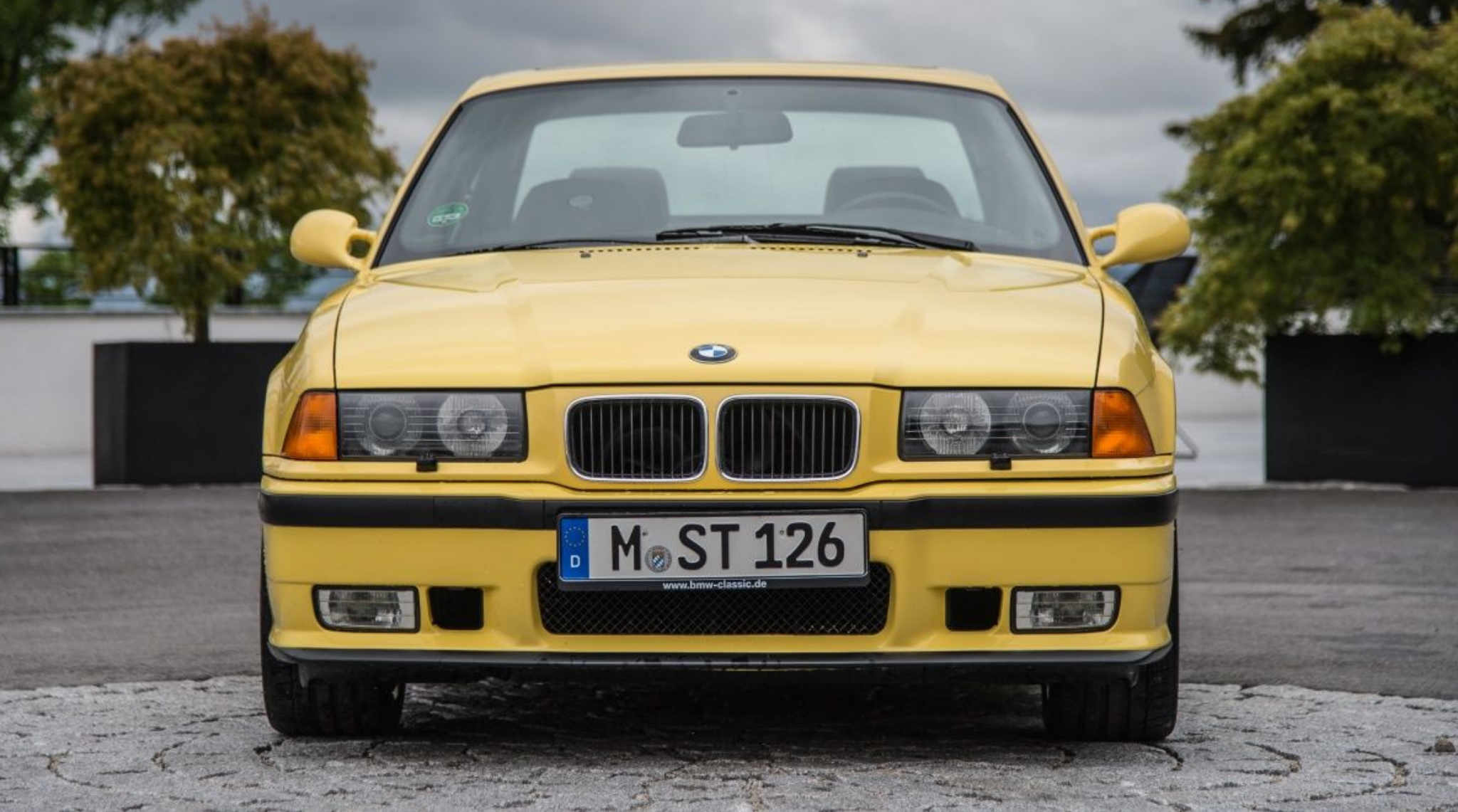 M3 E36 1992 to 1999 Front
