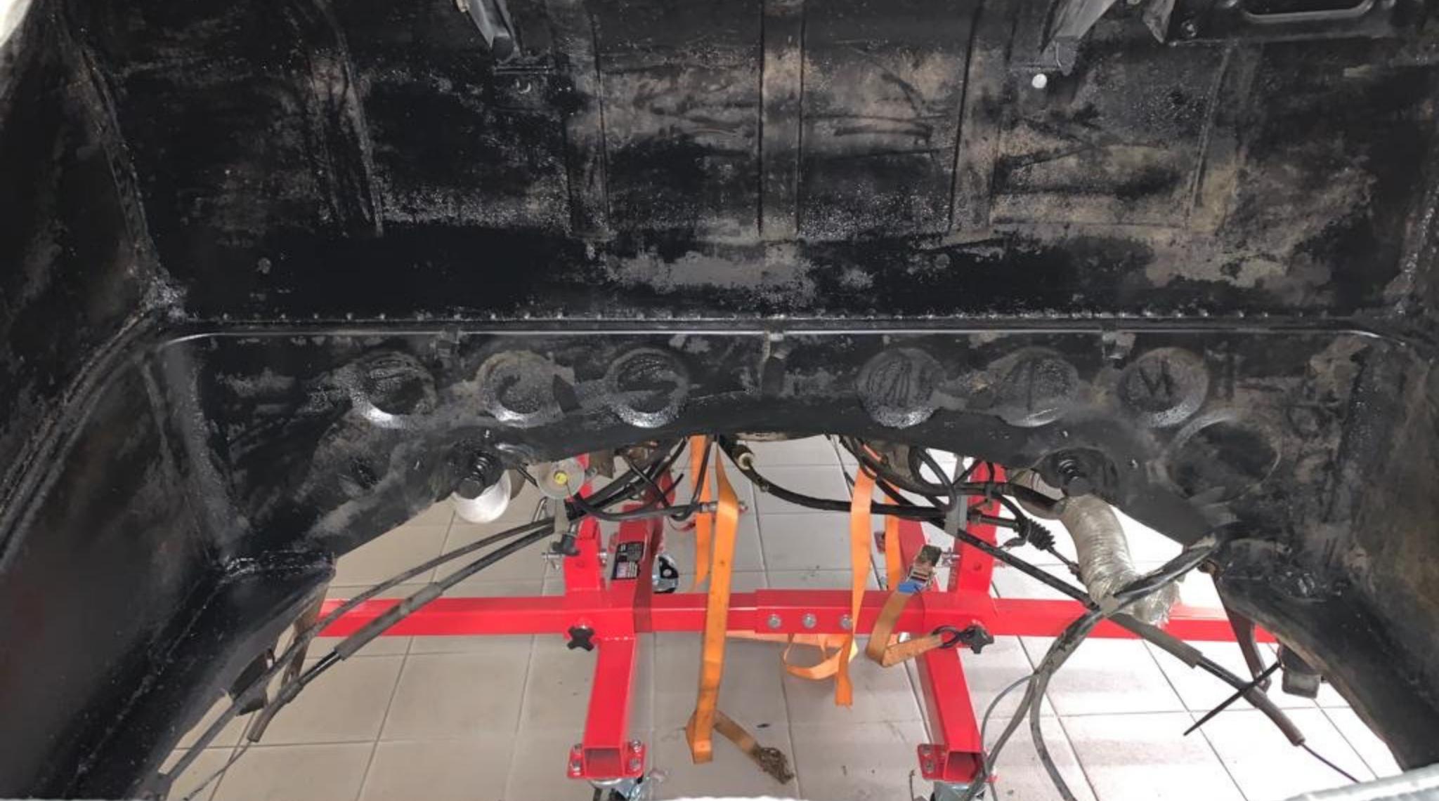 Porsche 356 Restoration 4