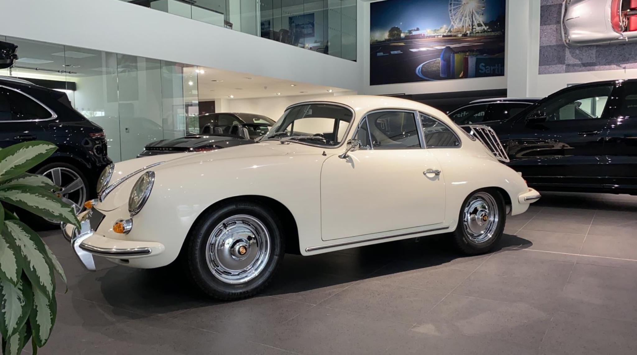 Porsche 356 Classic Restoration