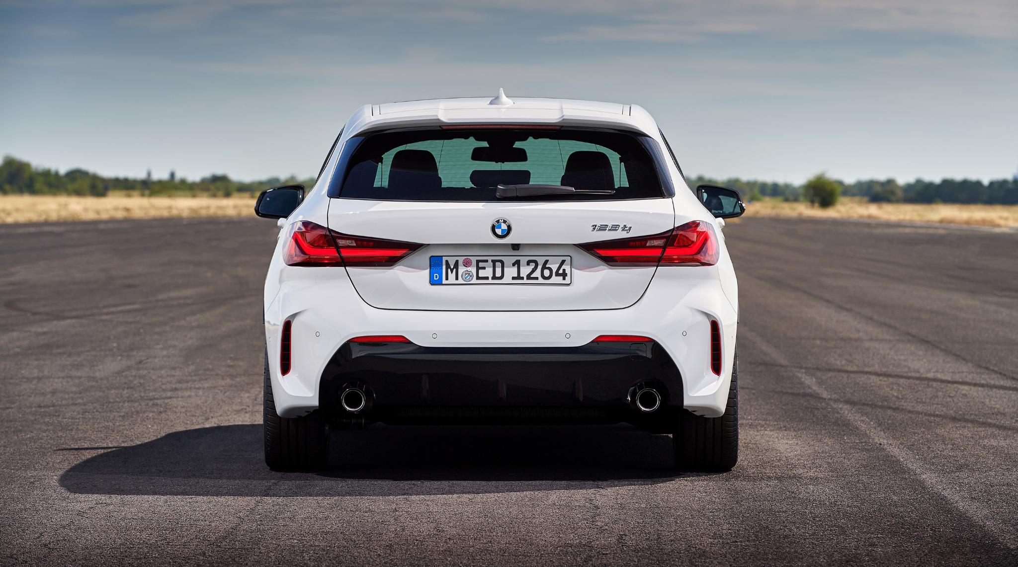 BMW 128ti 2
