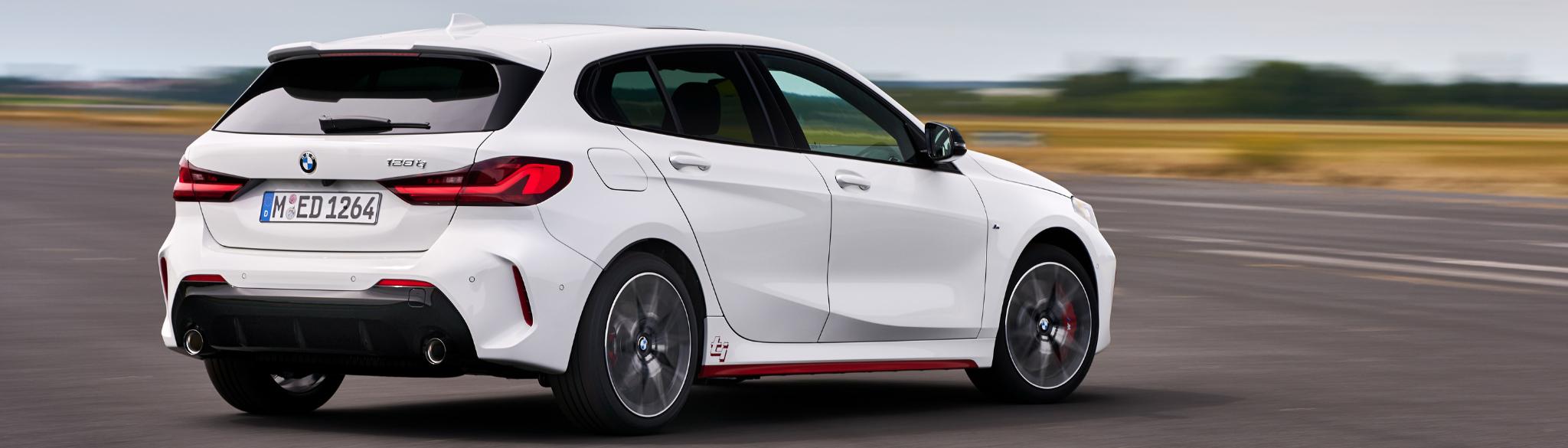 Rear BMW 128ti