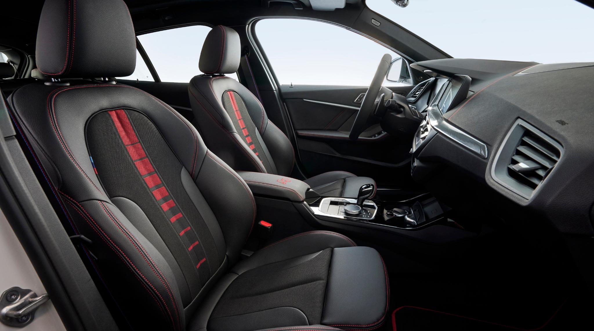 BMW 128ti Interior1