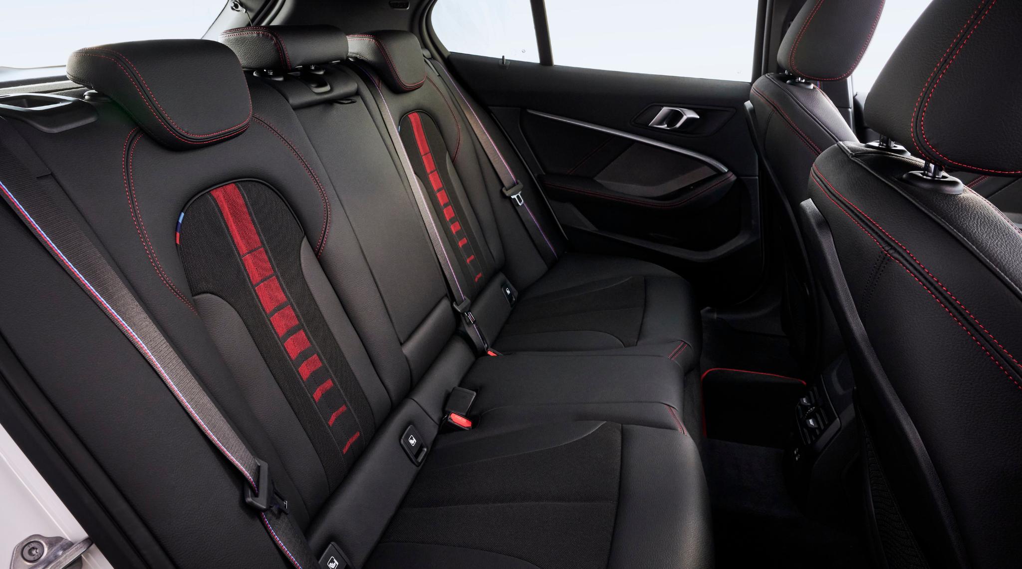 BMW 128ti Interior2