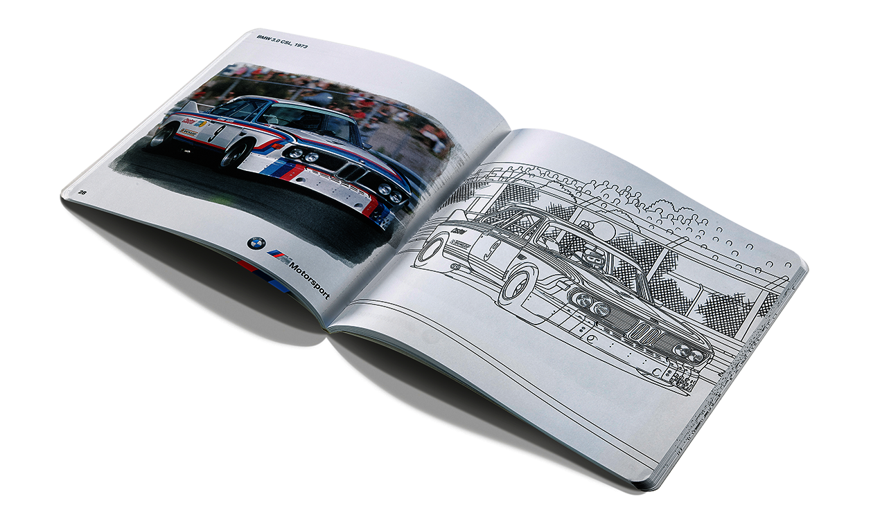BMW Colour book