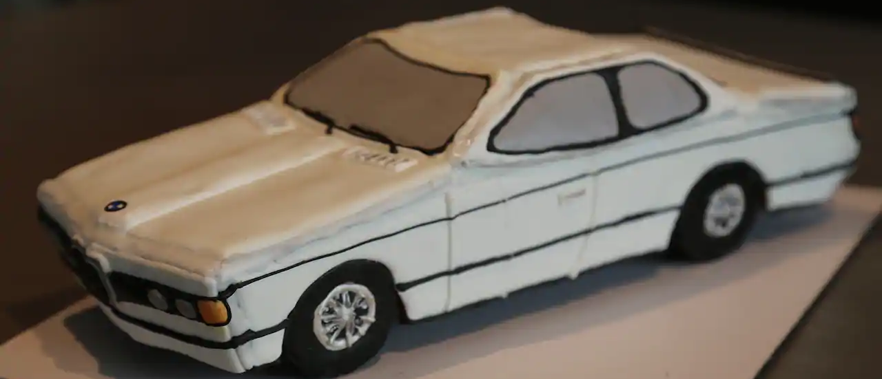 BMW Gingerbread
