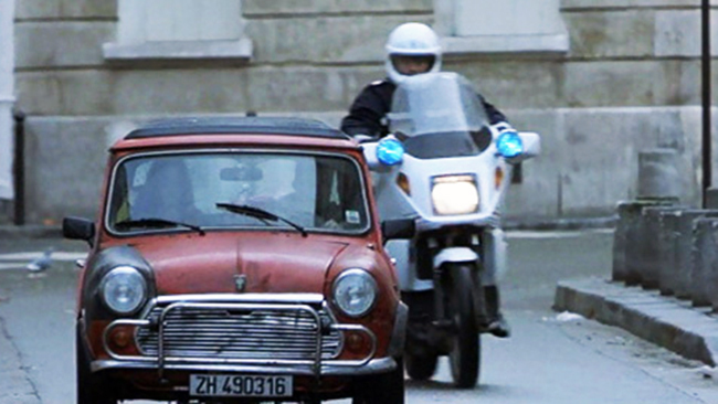 Bourne MINI